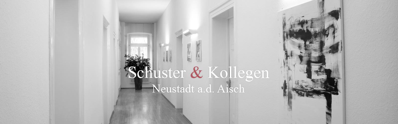 Rechtsanwalt Schuster & Kollegen Neustadt Aisch